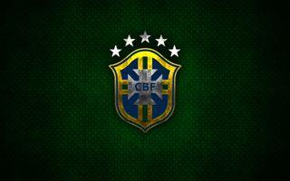 Обои на телефон эмблемы, футбол, национальная, команда, бразилия, cbf