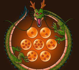 Обои на телефон шары, мяч, дракон, гоку, shenron, shenglong, dragon balls, dragon, dbz, dbs