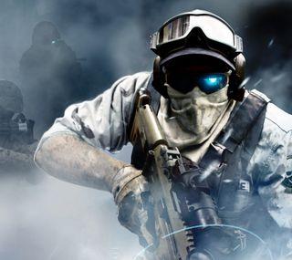 Обои на телефон солдат, призрак, война, ghost recon