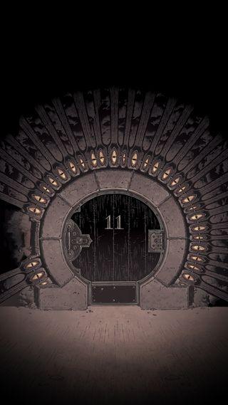 Обои на телефон холм, ужасы, родригес, лавкрафт, комиксы, дверь, door 11