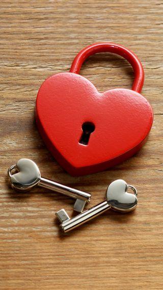 Обои на телефон ключ, ты, скучать, сердце, навсегда, любовь, красые, блокировка, love, lock and key