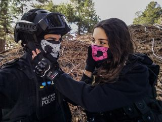 Обои на телефон полиция, любовь, swat love, blackshark - blackfox