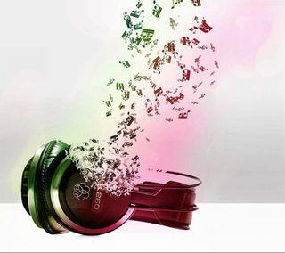 Обои на телефон музыка, s4