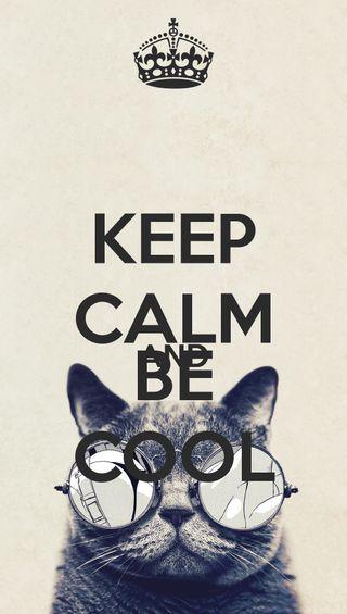 Обои на телефон спокойствие, keep calm, vcs
