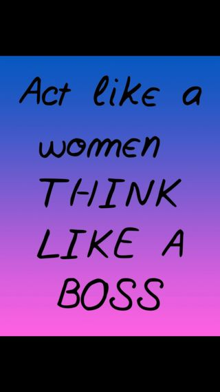 Обои на телефон женщины, цитата, босс, women quotes, boss quotes