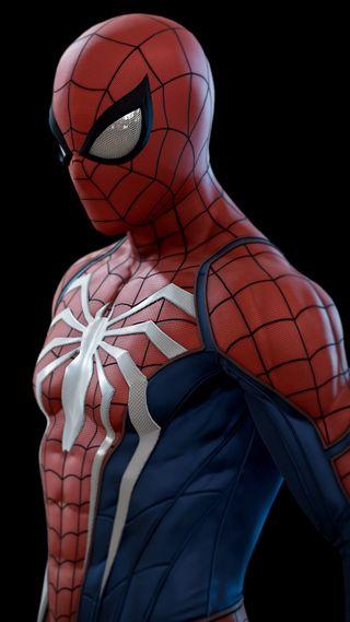 Обои на телефон пс4, человек паук, паук, марвел, возвращение домой, marvel