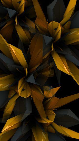 Обои на телефон многоугольник, фон, арт, абстрактные, hd, art, 3д, 3d, 1080p