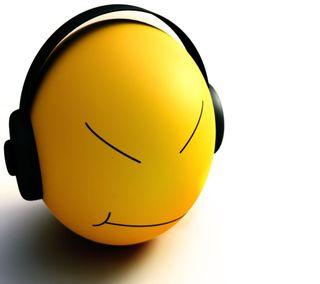 Обои на телефон настроение, смайлики, приятные, музыка, возлюбленные, music smiley