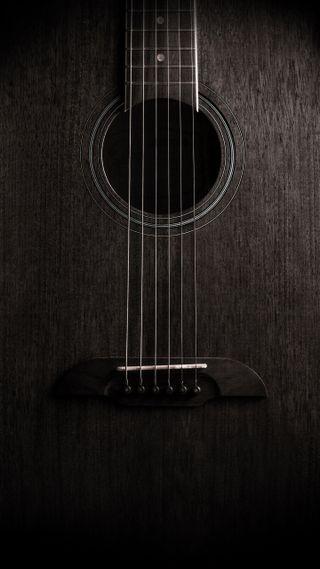Обои на телефон матовые, черные, хуавей, самсунг, музыка, инструмент, гитара, айфон, samsung, p20, musical, iphone, huawei