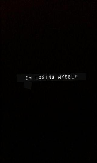 Обои на телефон терять, депрессивные, слова, одиночество, мертвый, no words to describe, break