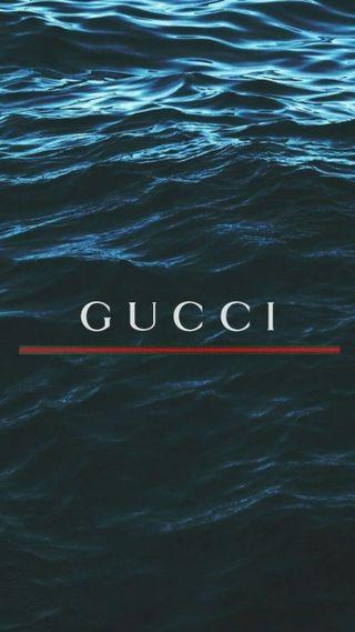 Обои на телефон роскошные, океан, логотипы, дизайнерские, гуччи, luxury, gucci