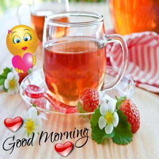 Обои на телефон чай, утро, смайлики, сердце, любовь, изображение, высказывания, love, good