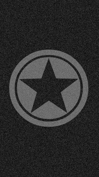 Обои на телефон текстуры, темные, серые, логотипы, звезда