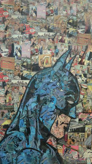 Обои на телефон супергерои, комиксы, бэтмен