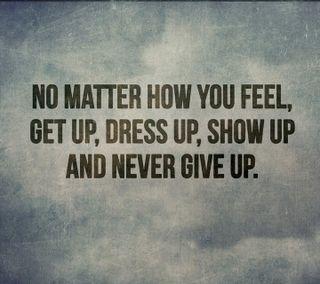 Обои на телефон чувствовать, шоу, платье, никогда, no matter, get up
