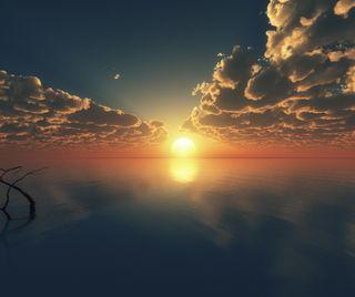Обои на телефон пустыня, солнечный свет, песок, перед, восход, dunes, dune before sunrise, before sunshine
