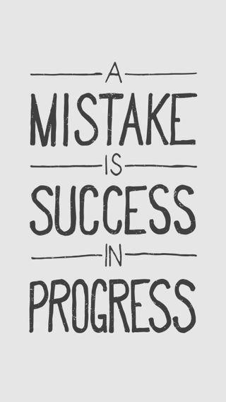 Обои на телефон успех, цитата, ошибка, prgress