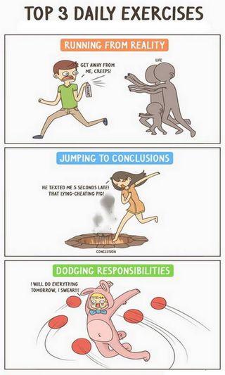 Обои на телефон топ, реальность, бег, response, jumping, exercises, dodging, daily
