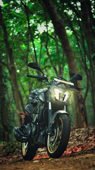 Обои на телефон хонда, природа, возлюбленные, байк, nature with bike, honda, bike lover, 200cc
