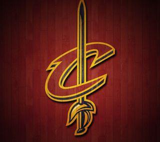Обои на телефон баскетбол, спортивные, логотипы, леброн, кливленд, cavs, cavaliers logo, cavaliers