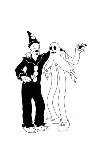 Обои на телефон самоубийца, дьявол, металл, боль, phantom, ghostemane, ftp