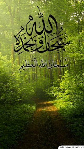 Обои на телефон мусульманские, природа, пейзаж, исламские, ислам, аллах, subhana allah, hd, 2019