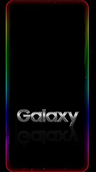 Обои на телефон цвета, логотипы, галактика, galaxy