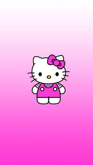 Обои на телефон привет, счастливые, розовые, котята, pink hello kitty, happy