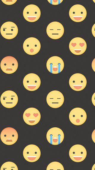 Обои на телефон смайлы, любовь, лица, smiles faces, love