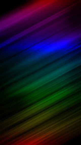 Обои на телефон аврора, цветные, телефон, радуга, грани, obliquely multicolor, hd