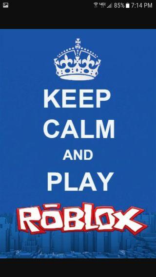 Обои на телефон спокойствие, роблокс, keep calm roblox, keep calm