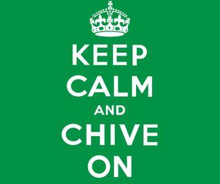 Обои на телефон спокойствие, keep calm chive on, keep calm, chive on