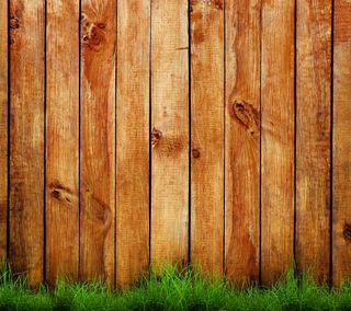 Обои на телефон трава, текстуры, деревянные, дерево