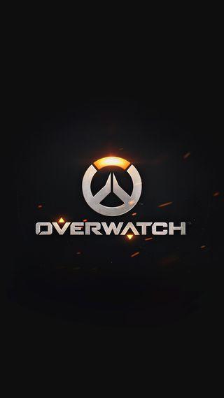 Обои на телефон игра, overwatch