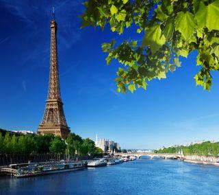 Обои на телефон эйфелева башня, париж