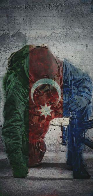 Обои на телефон солдат, флаг, армия, азербайджан, ordu, esger, bayraq, bayrag, azerbaycan esgeri, azerbaycan