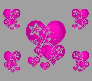 Обои на телефон праздник, сердце, валентинка, hearts 015