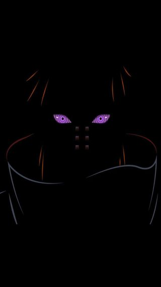 Обои на телефон шаринган, фиолетовые, риннеган, ниндзя, наруто, глаза, боль, аниме, power, nagato