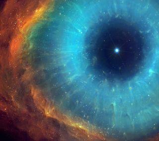 Обои на телефон космос, звезда, глаза, галактика, galaxy, eye of the cosmos