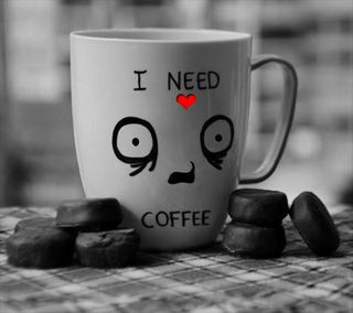 Обои на телефон кофе, i need a coffee, i need, a coffee