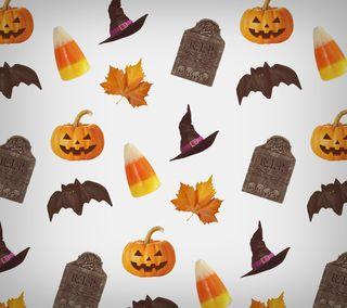 Обои на телефон тыква, шаблон, хэллоуин, праздник