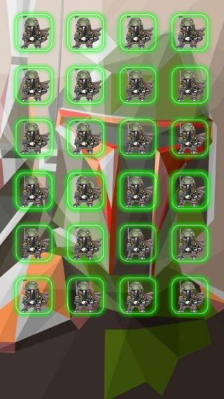 Обои на телефон айфон 6, звездные войны, айфон, iphone 6 boba fett, bobafett shelfwallpaper