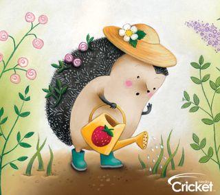 Обои на телефон растения, крикет, дети, вода, весна, water the plants, illustrations, childrens