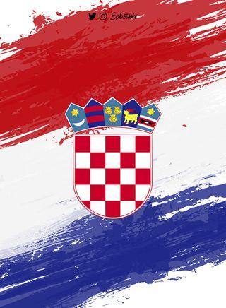 Обои на телефон россия, чашка, хорватия, футбол, флаги, флаг, фифа, мундиаль, мир, команда, hrvatska