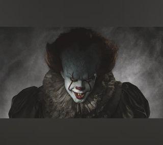 Обои на телефон пеннивайз, клоун, оно, pennywisethedancingclown, pennywise the clown, 2017