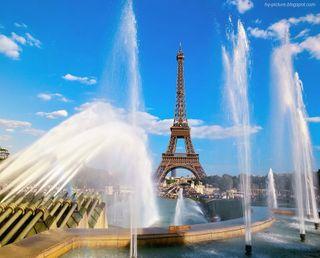 Обои на телефон эйфелева башня, франция, париж, башня, eiffel tower and fountain