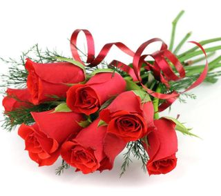 Обои на телефон подарок, розы, любовь, красые, букет, love