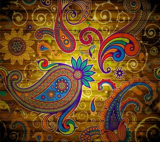 Обои на телефон шаблон, красочные, абстрактные, abstract pattern