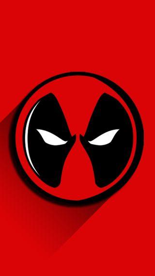 Обои на телефон символ, супергерои, марвел, логотипы, дэдпул, marvel
