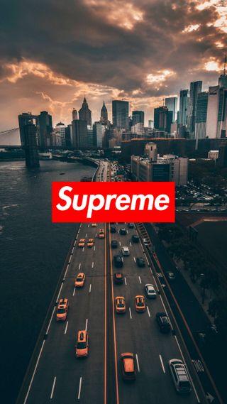 Обои на телефон вечер, роскошные, город, supreme, luxury
